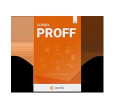 Cordel Proff - fagsystem for håndverkere
