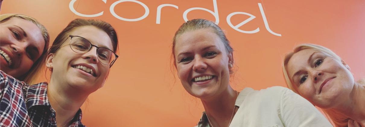 Cordel ansetter 70% kvinner